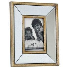 Picture of 4 X 6-in Silver Border Tabletop Frame