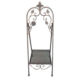 Picture of Bronze Metal Plant Stand- 29-in
