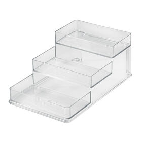 Picture of InterDesign Linus Small Stadium Spice Rack, Clear
