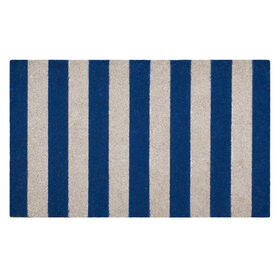 Picture of 18 x 30 Sunny Stripe Coir Rug
