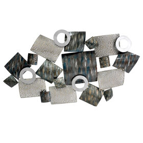 Picture of 40 X 24-in Gray Shades Wall Décor