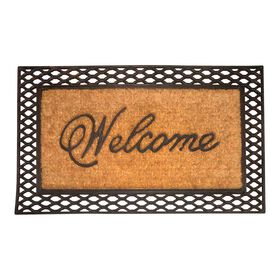 Picture of Dynasty Welcome Doormat 24 X 40-in