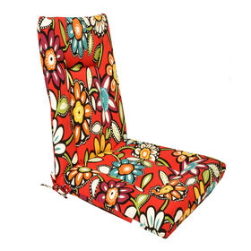 Picture of Wilder Cabana Wrought Iron Hinged Chair Cushion