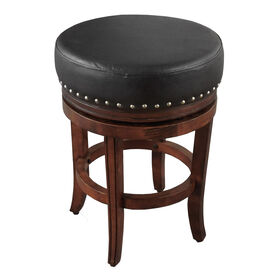 Picture of Montana 24-in Walnut Barstool