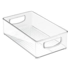 Picture of 10 x 6 x 3-in InterDesign Fridge Binz Container, Clear