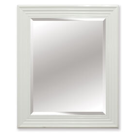 Picture of SMPB 24X36 GLS WHT STEPPED