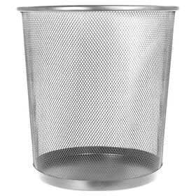 Picture of Mesh Wastebasket - Silver