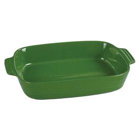 Picture of Green Small Rectangular Baker- 1.4 Quart