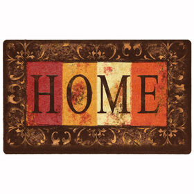 Picture of Home Dirty Printed Doormat 18 X 30-in