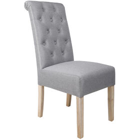 Picture of Eva Dining Chair - Grey