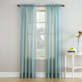 Picture of Mineral Erica Viole Window Curtain Panel 95-in