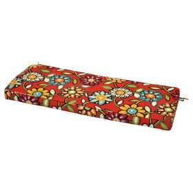 Picture of Wilder Cabana Bench Pad Gusset Cushion