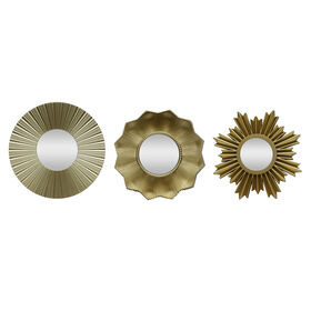 Picture of AM 3PC ASSORTED GOLD