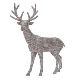 Picture of 20-in Silver Gem Deer