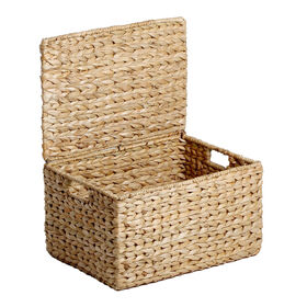 Picture of Lampakanay Tan Wicker Basket - Large