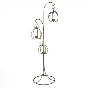 Picture of 48IN Metal Pumpkin Candle Holder