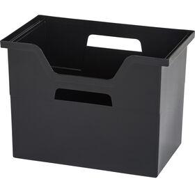 Picture of Large Desktop Letter File Organizer - Black