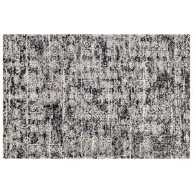 Picture of A271 Grey Micro Ink Rug