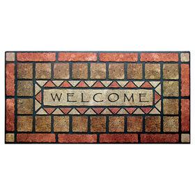 Picture of Welcome Stones Doormat 24 X 48-in