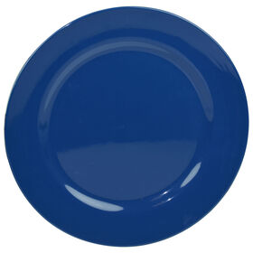 Picture of FLAIR 11  RND PLATE NAVY