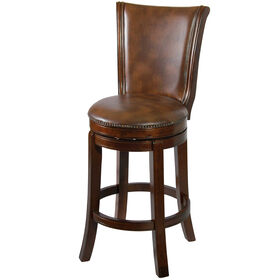 Picture of Montreal Wood Barstool
