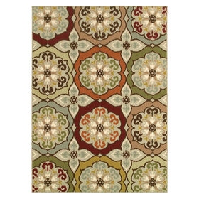 Picture of D173 Multicolor Exeter Rug