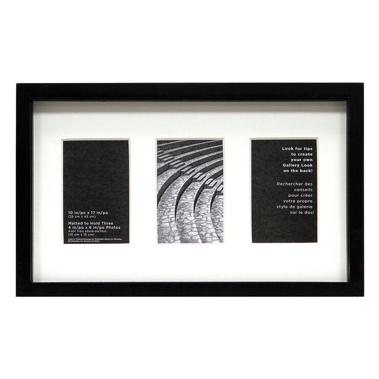 Poster Frame Thin Profile Black 24 X36 Target