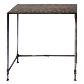 Picture of Nested Rectangle ZigZag Table - Small