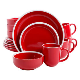 Picture of OROFINO 16PC DW RD SET RED