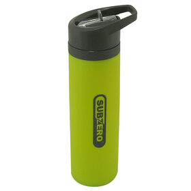 Picture of Lime Silicone Bottle- 19 oz