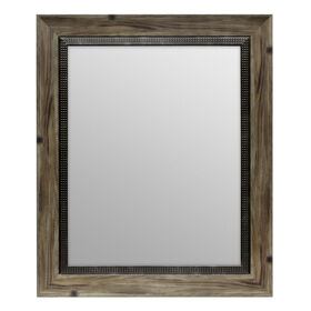 Picture of 22 X 28-in Beaded Morrie Mirror