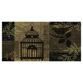 Picture of Bird Song Doormat- 20x40 in.