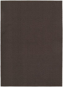 Picture of Mocha Town Square Accent Rug 17 X 24-in