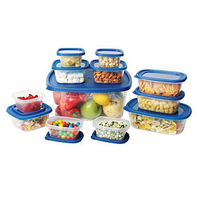 Picture of 24 Pack Square Containers