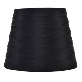 Picture of Black Pleated Lamp Shade 12X14X10