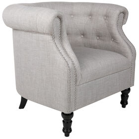 Picture of Deluca Roll Arm Chair