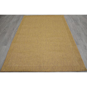 Picture of E54 Brown Outdoor Miami Sisal Rug