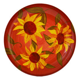 Picture of Siena Melamine Salad Plate - Sunflower
