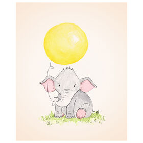 Picture of SA TEX 24X30 ELEPHANT BALLOON