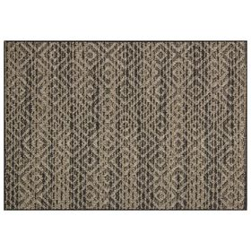Picture of E158 Brown and Beige Textural Rug
