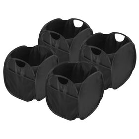 Picture of 4PK STORAGE CUBES-BLK