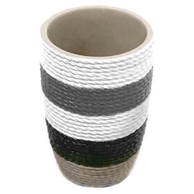 Picture of ROPE GRY/WHT TUMBLER