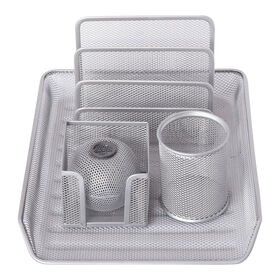 Picture of MTL MESH 5PC SET-SILV