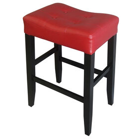 Picture of HK Madison 29-in Barstool - Red