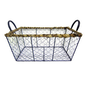 Picture of Large Chicken Wire Basket