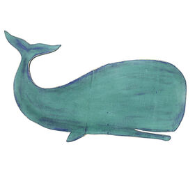 Picture of 12 X 24-in Whale Shape