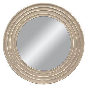 Picture of 24-in Distressed Gray Mirror