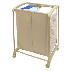 Picture of 2 SECTION PLASTIC SORTER-BEIGE