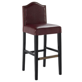 Picture of Manor 29-in Barstool - Red