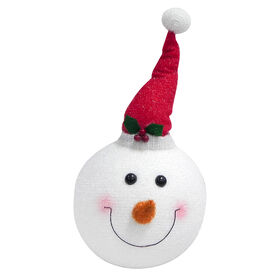 Picture of 7.5-in Snowman Tree Topper